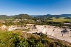 Stramberk mine in Czech republic Royalty Free Stock Image