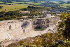 Stramberk mine in Czech republic Royalty Free Stock Images