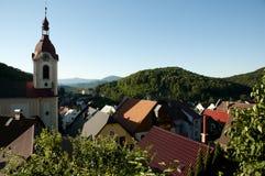Stramberk - repubblica Ceca Immagine Stock