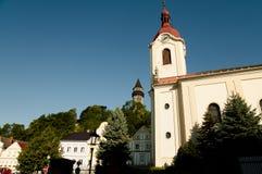 Stramberk - repubblica Ceca Fotografia Stock Libera da Diritti