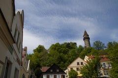 Stramberk tower,  Czech Royalty Free Stock Photos