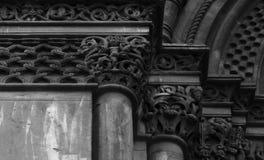 Strambotic varelser som står på klosterdelen 16 Royaltyfria Foton