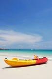 strandökajaken samed thailand Royaltyfri Bild