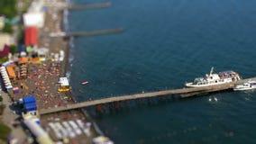 Strand stock videobeelden