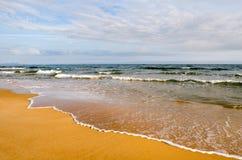 Strand. Lizenzfreies Stockfoto