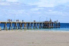 Strand in Adelaide Stockbilder