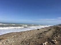 strand algérie chlef stock fotografie
