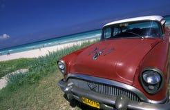 STRAND AMERIKAS KUBA VARADERO Lizenzfreies Stockfoto