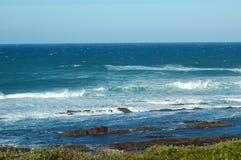 Strand-Ansicht   Stockfotografie