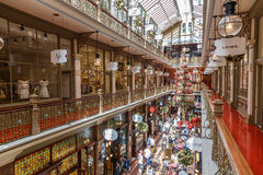 The Strand Arcade Stock Images