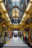 Strand Arcade on Queen Street Auckland New Zealand Royalty Free Stock Image
