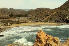 Strand auf Copa Cabo Stockfoto