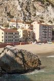 Strand auf dem Caleta Lizenzfreies Stockbild