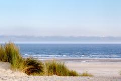 Strand auf Juist Lizenzfreies Stockfoto