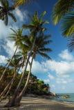 Strand auf Koh Phangan Lizenzfreies Stockfoto