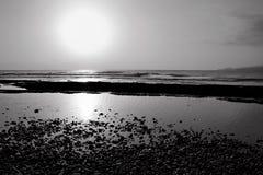 Strand auf Teneriffa, Kanarienvogel, Spanien, Europa Lizenzfreie Stockbilder