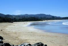 Strand in Australië Stock Foto's