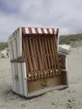 Strand av Baltrum Royaltyfria Foton