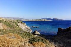 Strand av Bodrum Royaltyfria Bilder