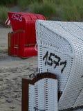 Strand av Juist Royaltyfria Foton