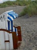Strand av Juist Royaltyfri Foto
