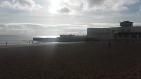 Strand av Playa Blanca i Fuerteventura, Canarias 3 arkivbilder