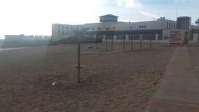 Strand av Playa Blanca i Fuerteventura, Canarias 2 fotografering för bildbyråer