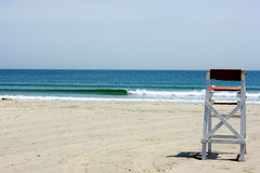 strand av säsong Arkivbild
