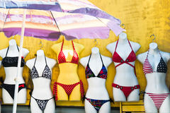 Strand Babes Royalty-vrije Stock Foto's