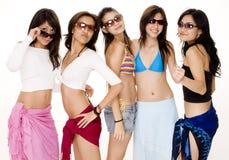 Strand Babes #8 Stock Fotografie