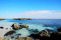 Strand Bahia Inglesa stock afbeelding