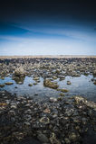 Strand Batu Hitam stockbild