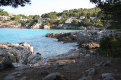 Strand bei Mallorca Stockfoto