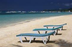 strand boracay Royaltyfria Foton