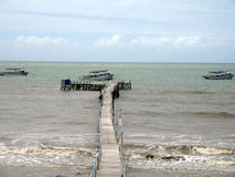 Strand Brazilië Stock Afbeeldingen