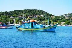 Strand in Buzios Brasilien Lizenzfreies Stockfoto