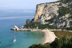 Strand Cala-Lunas Lizenzfreies Stockfoto