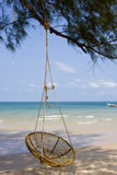 strand cambodia arkivfoton