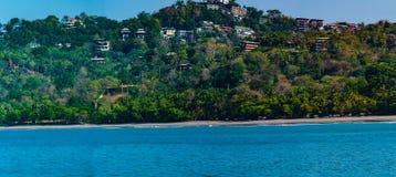 strand Costa Rica Arkivfoton