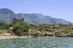 strand crete Royaltyfria Bilder