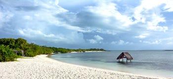 Strand Cuba Royalty-vrije Stock Afbeelding
