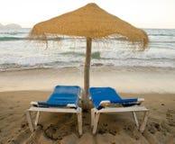 Strand, de zomer Royalty-vrije Stock Afbeelding