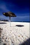 Strand in den souss Tunesien Lizenzfreies Stockbild