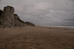 Strand an der irischen Küste Lizenzfreies Stockbild