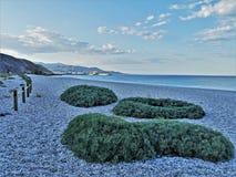 Strand des Muertos von Carboneras Almeria Andalusia Spain lizenzfreies stockfoto