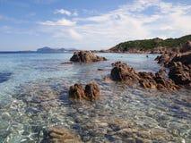 Strand des Prinzen Emerald Coast Lizenzfreie Stockfotografie