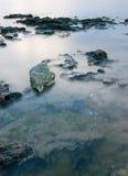 Strand en rust stock afbeelding