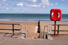 strand för 7 aberdeen Royaltyfria Bilder