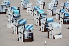 Strand för baltiskt hav Arkivfoton