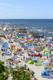 Strand för baltiskt hav Royaltyfri Foto